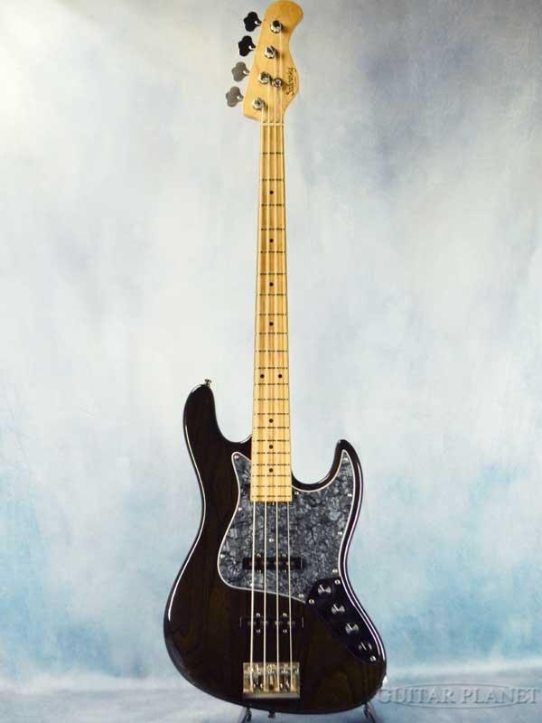【御委託中古品】Sadowsky Metroline MV4 -Transparent Black-【4.46kg】[サドウスキー,メトロライン][ブラック,黒][Jazz Bass,ジャズベース][Electric Bass,エレキベース]【used_ベース】