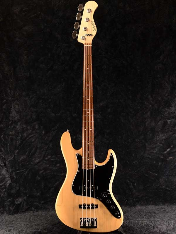 【中古】Sadowsky Metroline RV4-LE -Ash Body / Natural-【4.09kg】[サドウスキーメトロライン][Jazz Bass,ジャズベース][Electric Bass,エレキベース]【used_ベース】