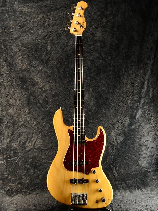 【中古】Sadowsky NYC Standard 4 -Natural- 1990年代製[New York,サドウスキー,ニューヨーク][スタンダード][ナチュラル,木目][Jazz Bass,ジャズベース][Electric Bass,エレキベース]【used_ベース】