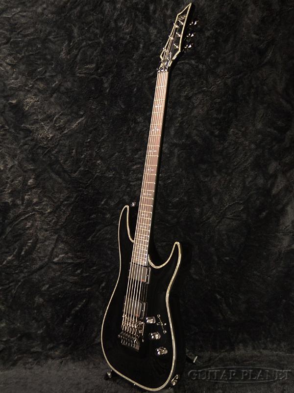 阿德诺博士 HELLRAISER AD-C-1-FR-HR 毛黑色全新 [阿德] [钻石系列] [Hellraiser] [光泽黑色,黑色] [吉他,开始施法者] [电吉他、 电吉他]