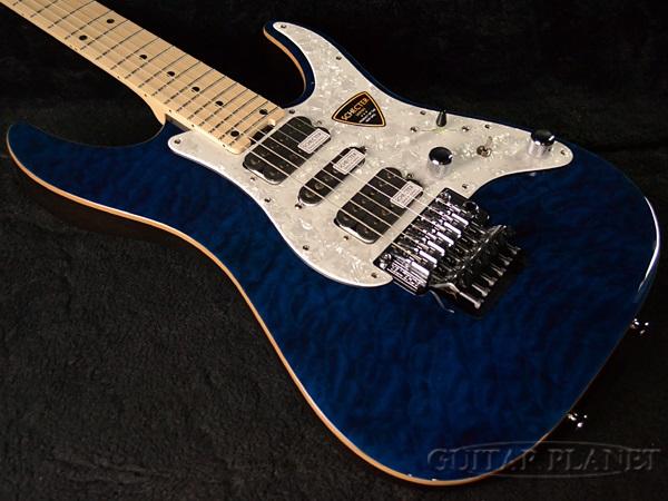 阿德諾博士 SD-II-24-基地-見夜空藍色-品牌新 [阿德] [國內] 和 [榿木] [透明藍色,藍色] [吉他,開始施法者] [電吉他、 電吉他]