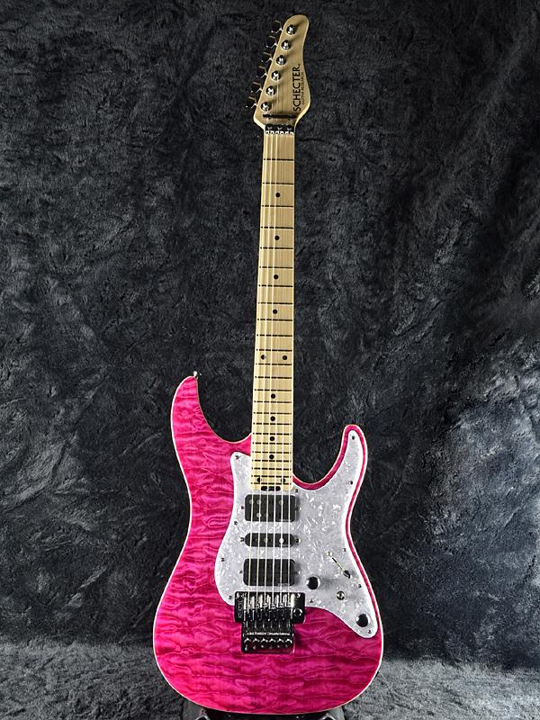 阿德诺博士 SD-II-24 BW 椴木全新粉红色 [阿德] [椴木] [吉他,开始施法者] [粉红色] [电吉他、 电吉他]