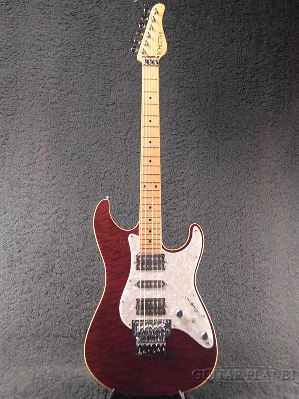 【中古】Schecter SD-2-22 -Red / Maple- 2000年代製[シェクター][SD2][レッド,赤][Stratocaster,ストラトキャスタータイプ][Electric Guitar,エレキギター]【used_エレキギター】