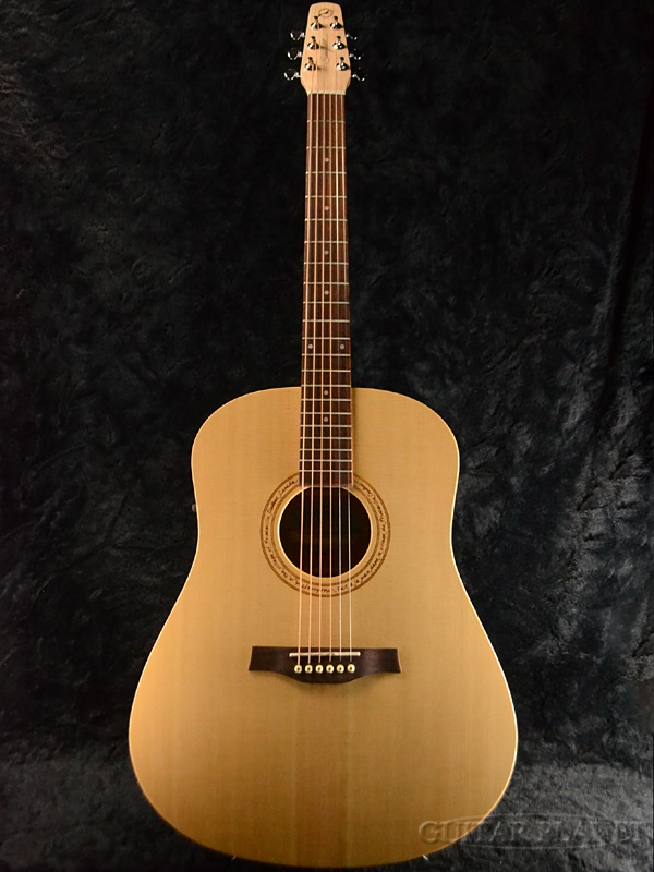Seagull Excursion Natural Solid Spruce SG Isys+ 新品[シーガル][エクスカージョン][スプルース][Electric Acoustic Guitar,アコースティックギター,アコギ,エレアコ]