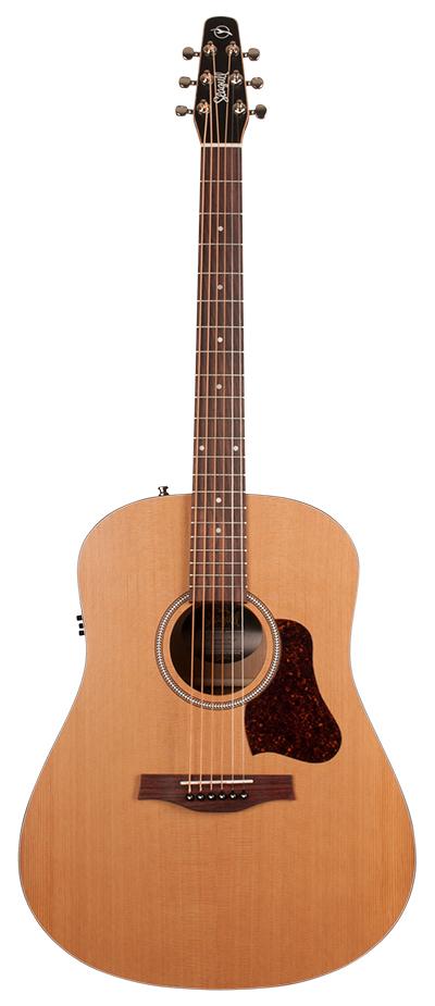Seagull S6 Ceder Original Slim QIT[シーガル][シダーオリジナル][スリムネック][ナチュラル][アコースティックギター,エレアコ,Acoustic Guitar]