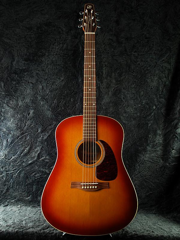 Seagull Entourage Rustic 新品 サンバースト[シーガル][アントラージュ][ラスティック][Sunburst][アコギ,アコースティックギター,Acoustic Guitar,フォークギター,folk guitar]