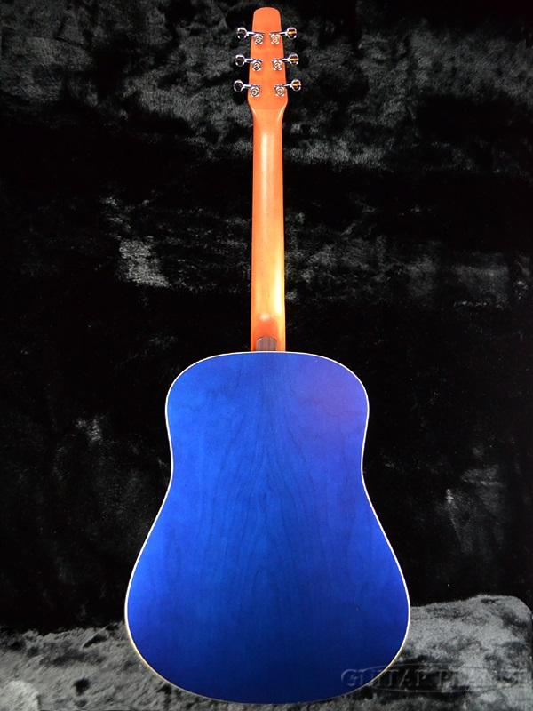 海鸥 S6 云杉跨蓝色爆裂 GT 全新 [海鸥] [泛蓝爆裂,蓝色] [原声吉他,吉他,吉他、 民谣吉他、 民谣吉他、