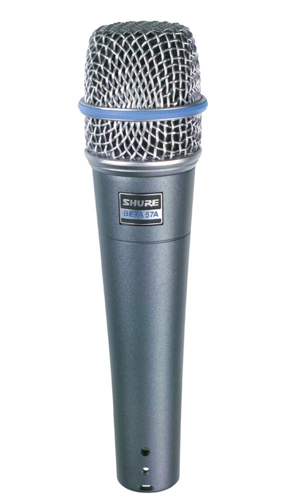 【正規品】SHURE BETA57A 新品 ダイナミックマイク[シュアー][Wired Dynamic Microphone]_nl
