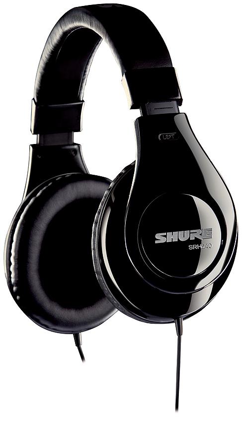 IDANCE SeDJ-700 DJ Headphones, Red Under $50