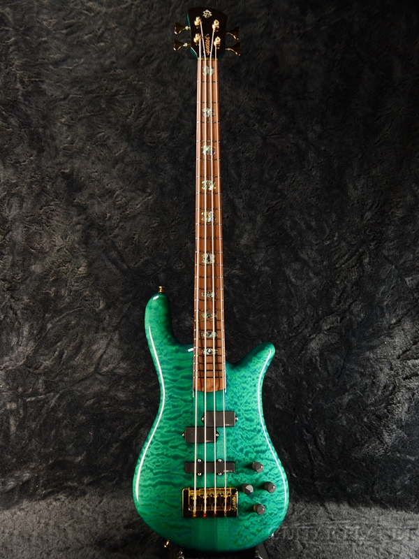 Spector USA NS-2 -Green Turquoise- 新品[スペクター][グリーンターコイズ,緑][Electric Bass,エレキベース]
