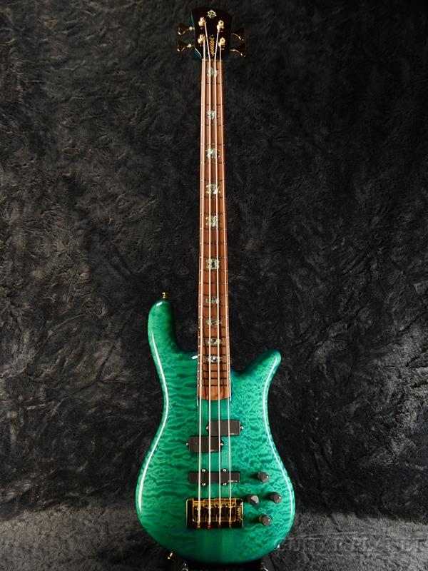 Spector USA NS-2 -Green Turquoise- 新品[スペクター][グリーンターコイズ,緑][Electric Bass,エレキベース]