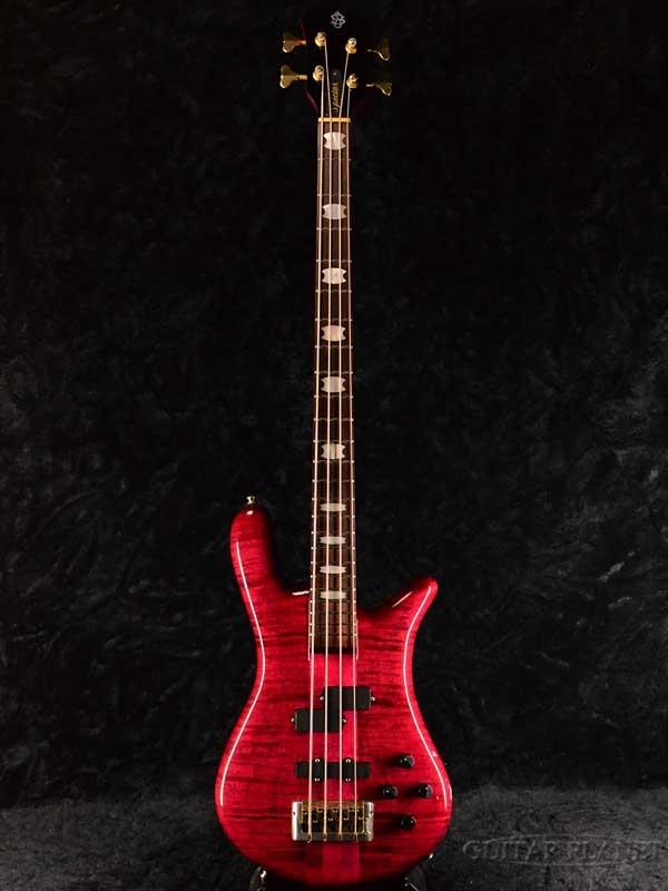 【中古】Spector Euro 4 LX -Red-【4.18kg】[スペクター][レッド,赤][Electric Bass,エレキベース]【used_ベース】