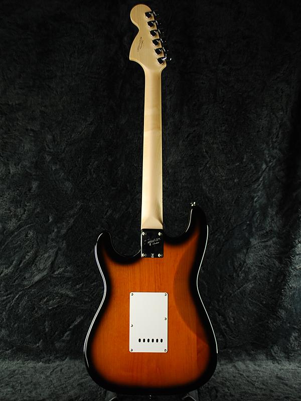 Squier Affinity Stratocaster 2 CS/Maple 신품 2 칼라 삼바-파업[스크와이야][스트라트캐스타][2 -Color Sunburst][Electric Guitar, 일렉트릭 기타]
