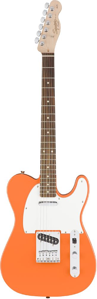 Squier Affinity Telecaster Competition Orange 新品[スクワイヤー][アフィニティー][オレンジ][TL,テレキャスター][Electric Guitar,エレキギター]