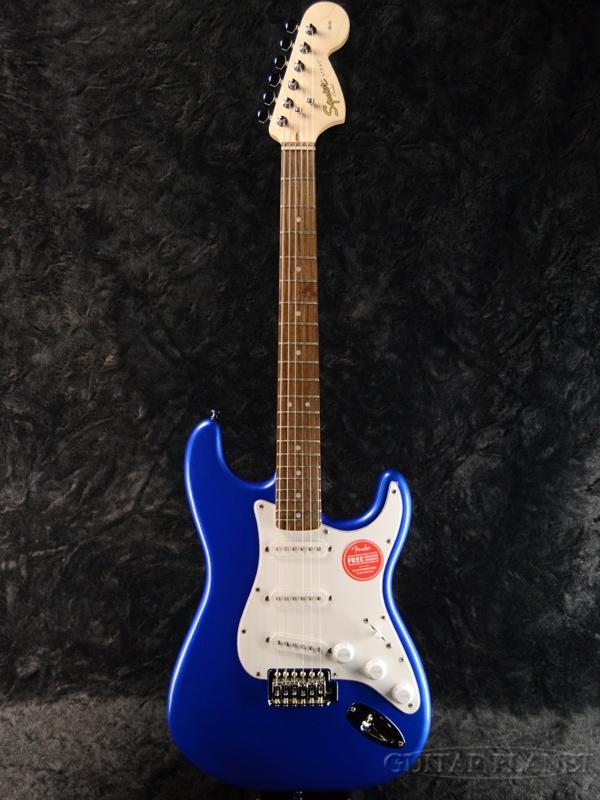 Squier Affinity Stratocaster Imperial Blue 新品[スクワイヤー][インペリアルブルー,青][ストラトキャスター][Electric Guitar,エレキギター]