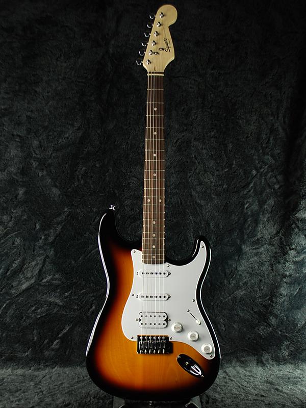 Squier Bullet w/Tremolo HSS 新品 ブラウンサンバースト[スクワイヤー][バレット][Brown Sunburst,BSB][Stratocaster,ストラトキャスター][Electric Guitar,エレキギター]