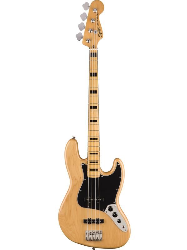Squier Classic Vibe 70s Jazz Bass -Natural- 新品 ナチュラル[スクワイヤー][Jazz Bass,ジャズベース][Electric Bass,エレキベース], ビービーエックス d6fab0e4