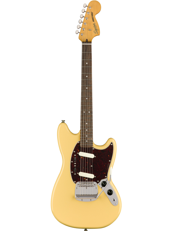 Squier Classic Vibe 60s Mustang -Vintage White- 新品 ビンテージホワイト [スクワイヤー][白][ムスタング][エレキギター,Electric Guitar]