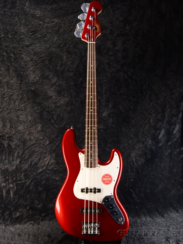 Squier Contemporary Jazz Bass -Dark Contemporary Metallic Red- 新品 新品 ダークメタリックレッド[スクワイヤー][コンテンポラリー][アクティブ][赤][Jazz Squier Bass,JB,ジャズベースタイプ][Electric Bass,エレキベース], CREO:d97229df --- officewill.xsrv.jp