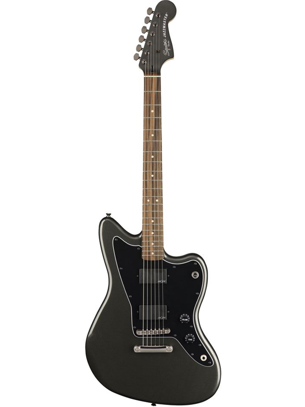 Squier Contemporary Active Jazzmaster HH ST LRL -Graphite Metallic- 新品 グラファイトメタリック[スクワイヤー][コンテンポラリー][アクティブ][黒,Black][ジャズマスター][エレキギター,Electric Guitar]