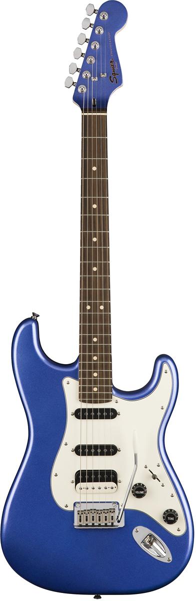Squier Contemporary Stratocaster HSS Ocean Blue Metallic 新品[スクワイヤー][フェンダー][スタンダード,STD][オーシャンブルーメタリック,青][ストラトキャスター][Electric Guitar,エレキギター]