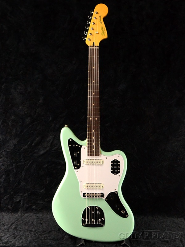 Squier Vintage Modified Jaguar SFG 新品 サーフグリーン[スクワイヤー][ジャガー,JG][Surf Green,緑][エレキギター,Electric Guitar]