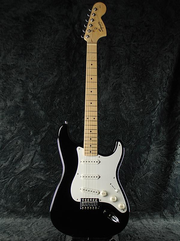 Squier Affinity Stratocaster Black/Maple 新品 ブラック[スクワイヤー][ストラトキャスター][黒][Electric Guitar,エレキギター]