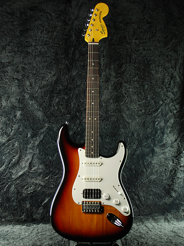 Squier Vintage Modified Stratocaster HSS 3CS brand new 3-color Sunburst [ Squier], [Stratocaster] [Color Sunburst] [Electric Guitar, electric guitars]