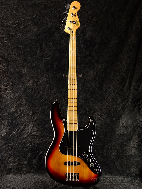 Guitar Planet Squier Vintage Modified Jazz Bass 77 New 3 Color