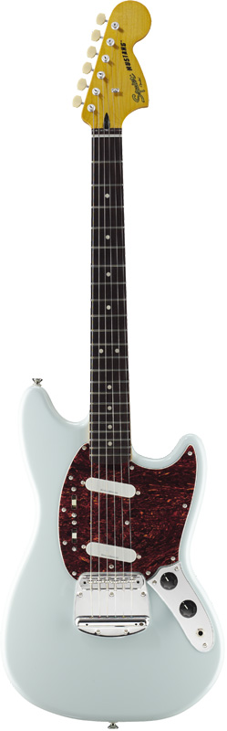 Squier Vintage Modified Mustang SNB 新品 ソニックブルー[スクワイヤー][Sonic Blue,青,水色][ムスタング][Electric Guitar,エレキギター]