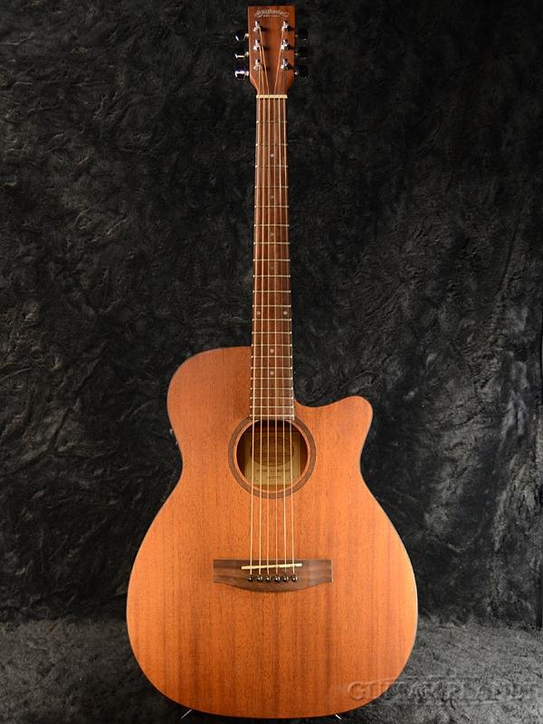 Stafford SF-500C All Mahogany 新品[スタッフォード][マホガニー][ピックアップ搭載][SF500C][Natural,ナチュラル][Acoustic Guitar,アコースティックギター,アコギ,Folk Guitar,フォークギター,エレアコ]