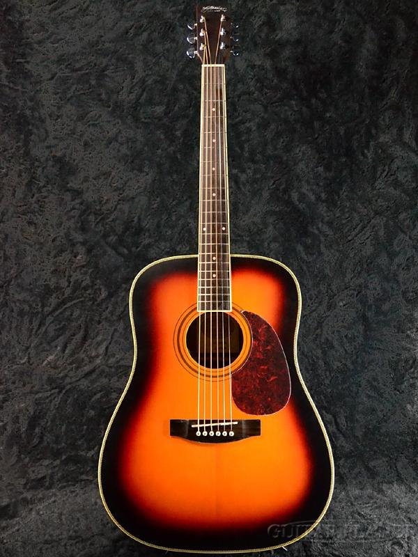 Stafford SF-300D SB 新品[スタッフォード][ピックアップ搭載][SF300D][Sunburst,サンバースト][Acoustic Guitar,アコースティックギター,アコギ,Folk Guitar,フォークギター,エレアコ]