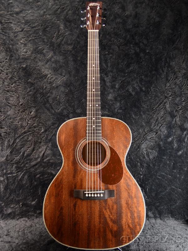 Stafford SF-4FM All Mahogany w/Fishman Sonitone 新品 ナチュラル[スタッフォード][SF4FM,マホガニー][Natural][フィッシュマン][Electric Acoustic Guitar,アコースティックギター,アコギ,エレアコ]