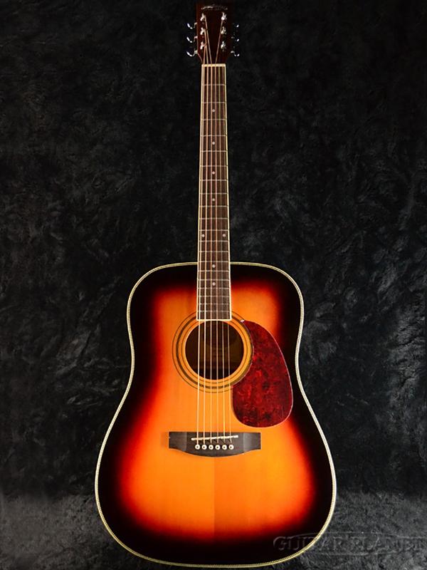 Stafford SF-250D Sunburst 新品[スタッフォード][ドレッドノート][SF250D][サンバースト][アコギ,アコースティックギター,Acoustic Guitar,フォークギター,folk guitar]
