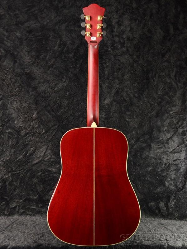 Stafford SAD-1999 Studio CS新货樱桃太阳爆裂[sutaffodo][SAD1999][演播室][PU搭载][Cherry Sunburst,红][Electric Acoustic Guitar,吉他,akogi,ereako]