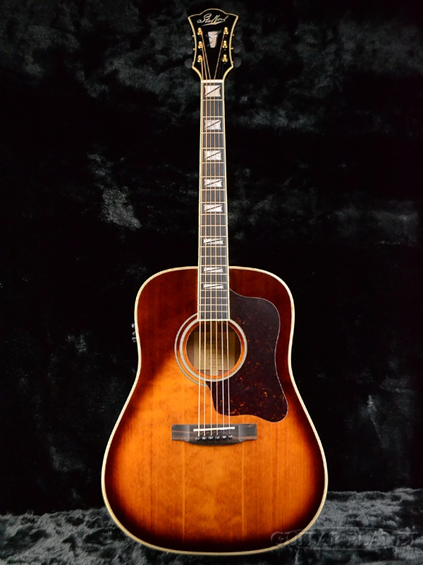 Stafford SAD-1999 Studio BS brown sunburst brand new [Stafford], [SAD1999] [Studio] PU with [Brown Sunburst, tea] [Electric Acoustic Guitar, acoustic guitar, acoustic guitar, acoustic-electric guitars]