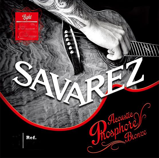 SAVAREZ 全商品オープニング価格 Phosphor Bronze Extra Light A140XL 10-47 String サバレス エクストラライト フォスファーブロンズ弦 アコースティックギター弦 アウトレット☆送料無料