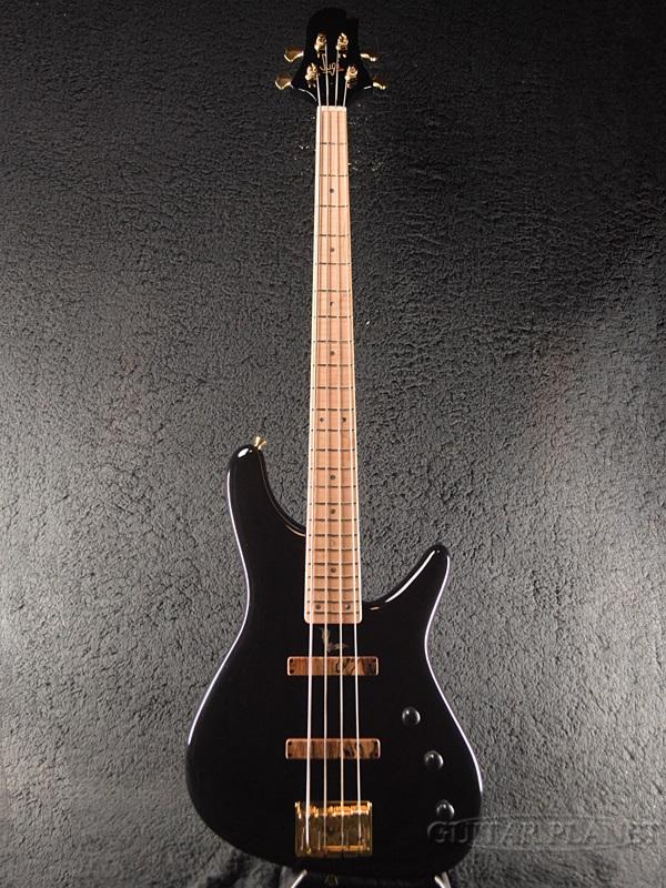 Sugi NB4M SL-ASH/BLK 新品[スギ,杉本眞][国産/日本製][Black,ブラック,黒][Electric Bass,エレキベース]