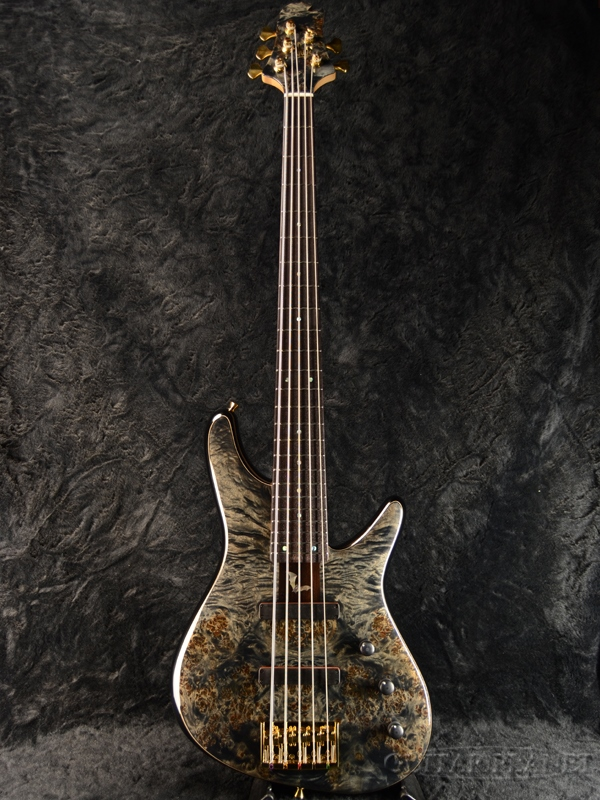Sugi NB5IR POP/A-MAHO/BSBK 新品[スギ,杉本眞][国産/日本製][ブルーシースルーブラック][5strings,5弦][Electric Bass,エレキベース]