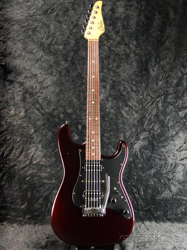 【中古】Suhr Chambered Classic -Black Cherry (Metallic)- 2002年製[サー][クラシック][ブラックチェリーメタリック][Stratocaster,ストラトキャスタータイプ][Electric Guitar,エレキギター]【used_エレキギター】