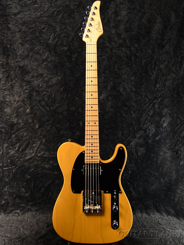 Suhr Classic T Pro -Trans Butterscotch- 新品[サー][トランスバタースコッチ,黄色][Telecaster,TL,テレキャスタータイプ][Electric Guitar,エレキギター]
