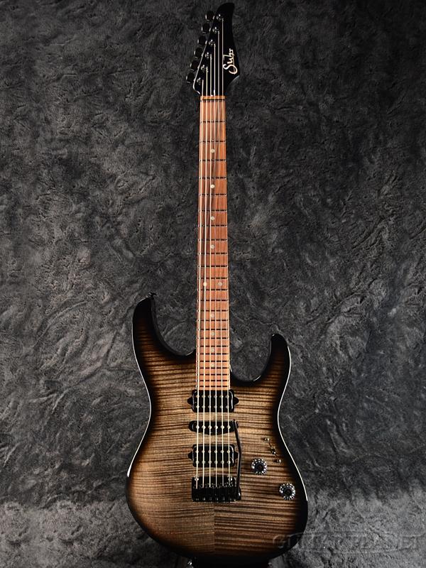 【中古】Suhr Modern -Trans Charcoal Burst- 2014年製[サー][モダーン][トランスチャコールバースト][Stratocaster,ストラトキャスタータイプ][Electric Guitar,エレキギター]【used_エレキギター】