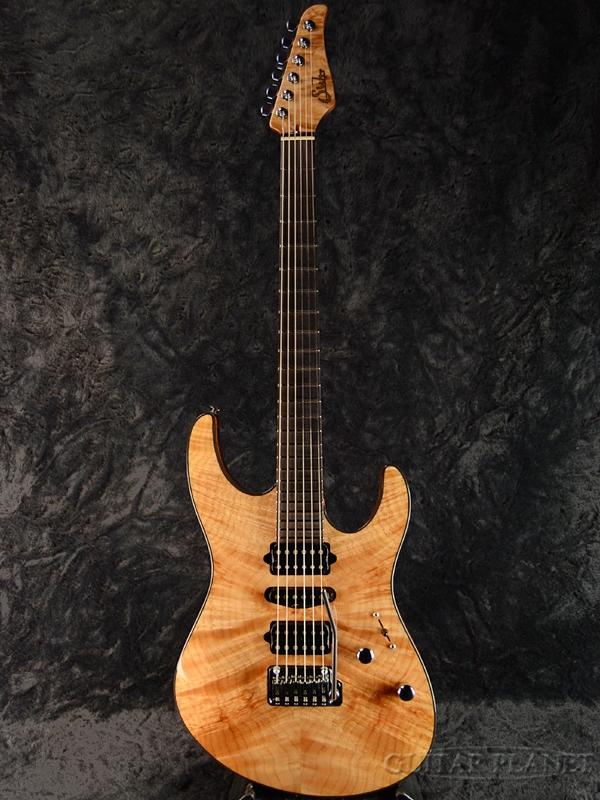 【中古】Suhr Modern -Natural Gloss- 2015年製[サー][クラシック][ナチュラルグロス,木目][Stratocaster,ストラトキャスタータイプ][Electric Guitar,エレキギター]【used_エレキギター】