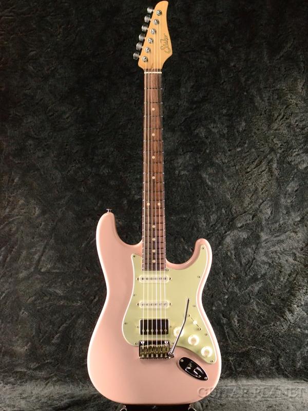 Suhr Mateus Asato Signature Classic S Antique -Shell Pink- 3.58kg 新品[サー][クラシック][アンティーク][マテウス・アサト][シェルピンク][Stratocaster,ストラトキャスタータイプ][Electric Guitar,エレキギター]