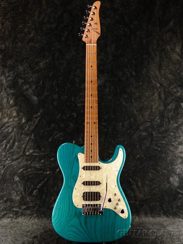 【アウトレット特価】TOM ANDERSON Mongrel -Deep Bora Bora Blue- 新品[トムアンダーソン][モングレル][ボラボラブルー,青][Telecaster,テレキャスタータイプ][Electric Guitar,エレキギター]