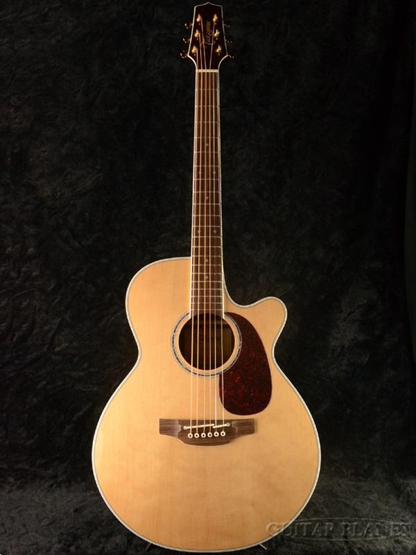 【当店カスタムモデル】Takamine 100CUSTOM with Contact Pick Up (DMP141C N Style) 【コンタクトPU搭載!】新品[タカミネ][国産][Natural,ナチュラル,木目][Electric Acoustic Guitar,アコースティックギター,エレアコ]