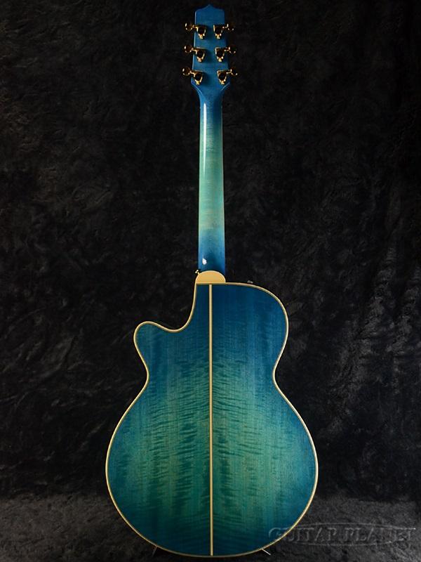 "Takamine LTD2016 ""DECOY"" new [Takamine, Takamine instruments] [home], [decoy] [See through Blue, transparent blue, Blue] [Electric Acoustic Guitar, acoustic guitars, acoustic-electric guitars]"