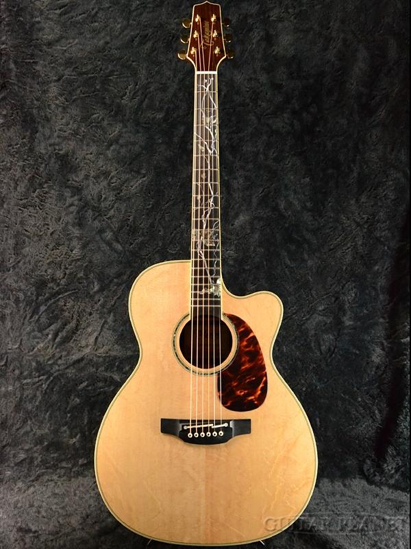【当店カスタムオーダーモデル】Takamine Custom Order Model 700CUSTOM Growth 新品[タカミネ,高峰楽器][国産][Natural,ナチュラル][Electric Acoustic Guitar,アコースティックギター,エレアコ,アコギ]
