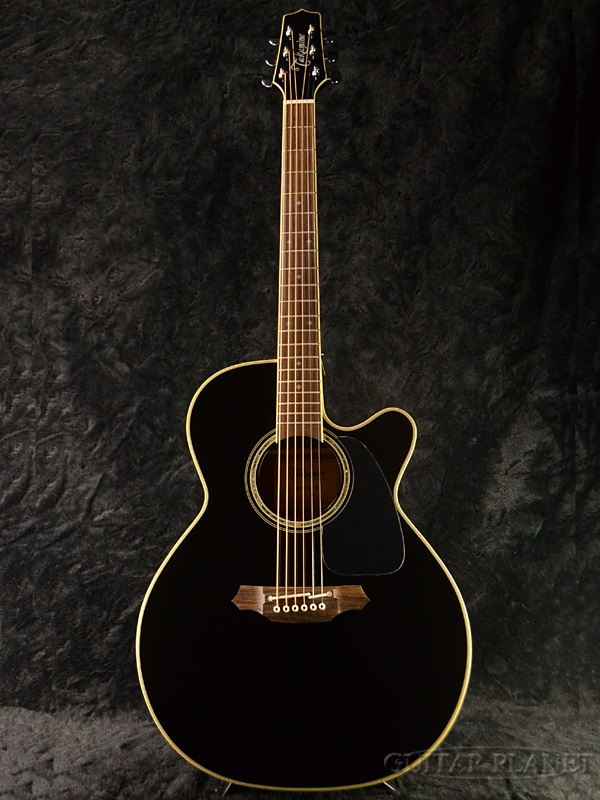 guitar planet takamine dmp561c bl black brand new made in japan electric acoustic guitar. Black Bedroom Furniture Sets. Home Design Ideas
