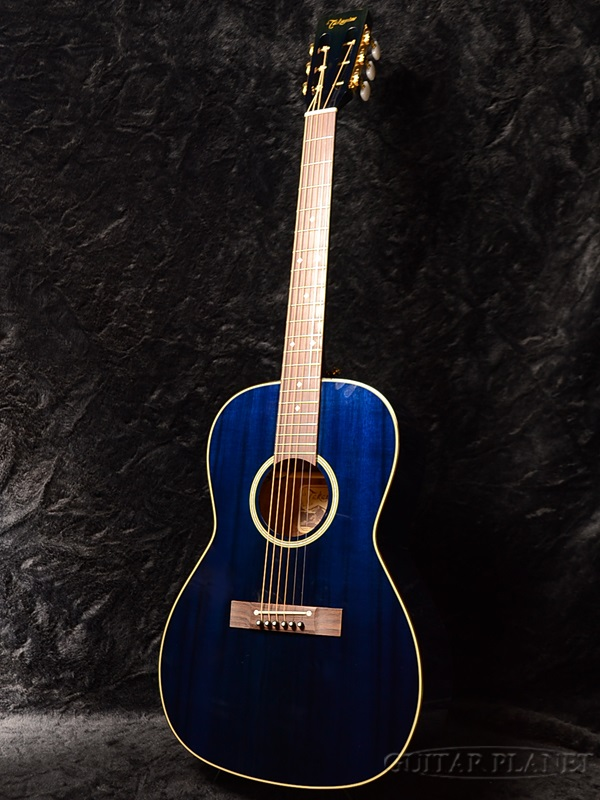 guitar planet takamine ef407 blue brand new made in japan electric acoustic guitar. Black Bedroom Furniture Sets. Home Design Ideas